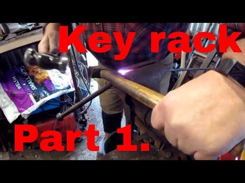 Key rack. Part 1.