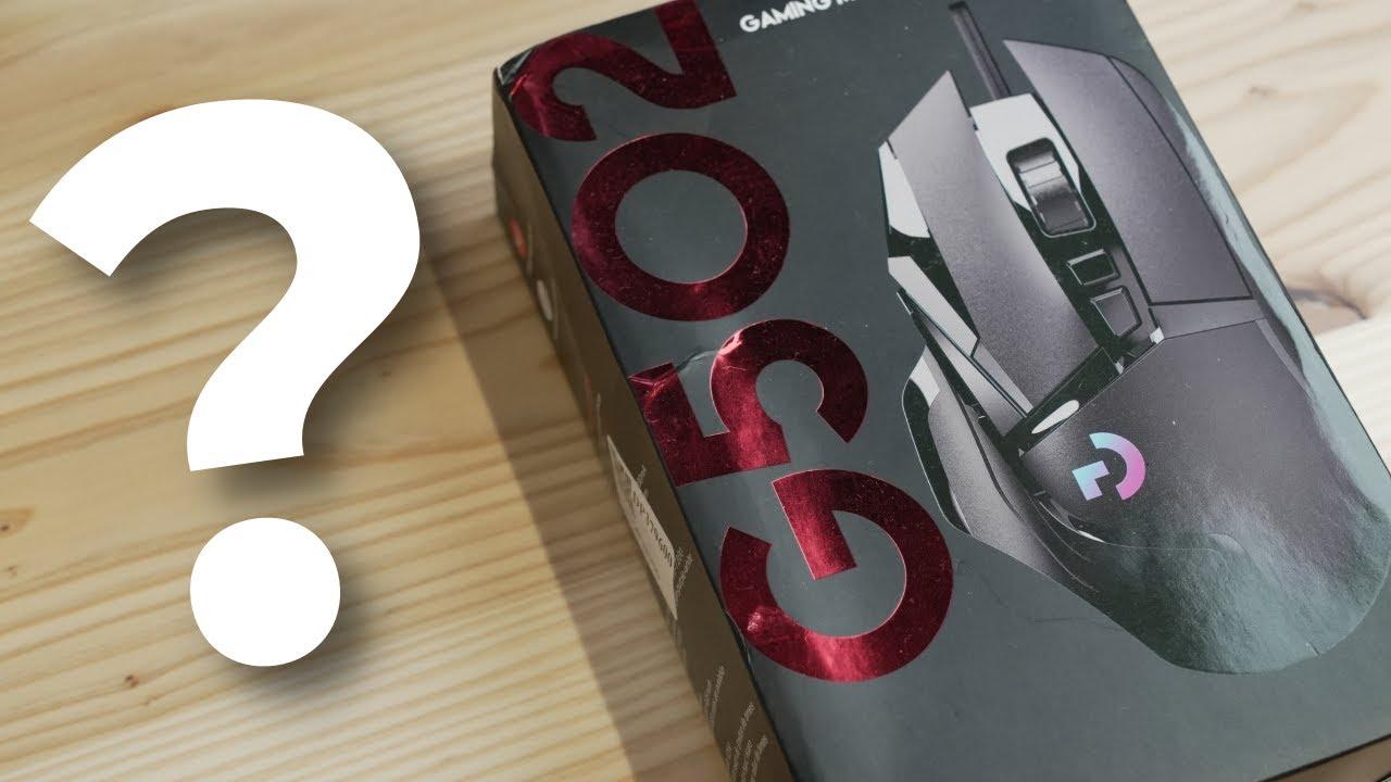 Amazonで千円台の怪しすぎるG502を買った結果...