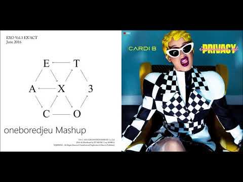 You Can Call Me Cardi - EXO vs. Cardi B feat. Bad Bunny & J Balvin (Mashup)