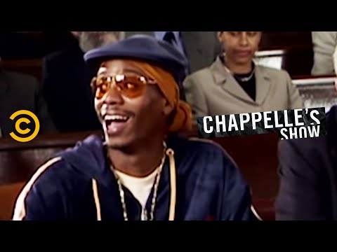 "Chappelle's Show - Tron Carter's ""Law & Order"" - Uncensored"