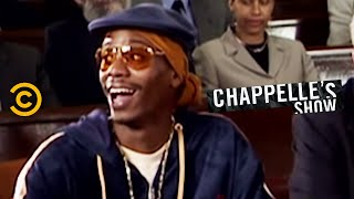 Chappelle's Show  Tron Carter's 'Law & Order'  Uncensored