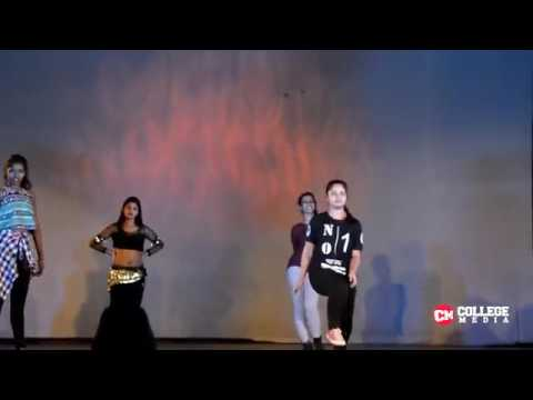 @*jabardast dance performance by IIT DELHI SONG baby doll mai sone di*@