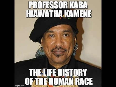 The Life History of the Human Race