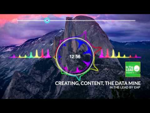 Creating, Content, The Data Mine And Convincing Kelvin To Change A Background