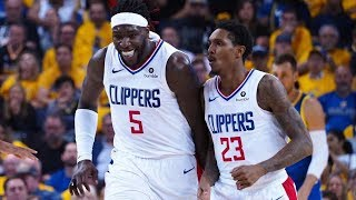 Clippers Win Game 5 Despite Durant's 45 Points! 2019 NBA Playoffs