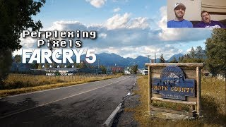 Perplexing Pixels: Far Cry 5 (Xbox One X) (review/commentary) Ep274