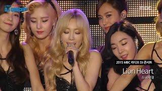 Gambar cover Girl's Generation-Lion Heart, 소녀시대- Lion Heart , DJ Concert 20150906