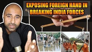 The Foreign Hand In Breaking India Forces Exposed: Part 1: USCIRF(HINDI)