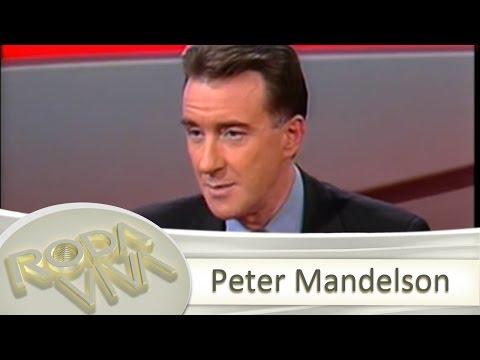Roda Viva | Peter Mandelson | 03/08/1998