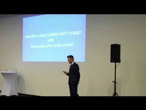 Clock Software Presentation @ Hotel Technology Forum Berlin