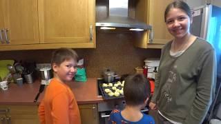 Как приготовить Сахарное печенье за 15 минут/домашнее печенье/быстро просто