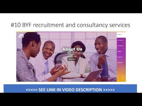 Recruitment Companies in Ghana