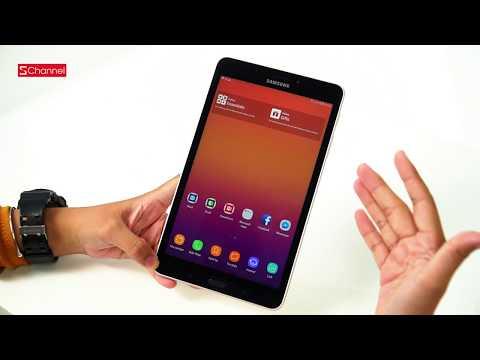 Mở hộp Samsung Galaxy Tab A 2017: Lựa chọn đáng cân nhắc cho các bạn sinh viên!!