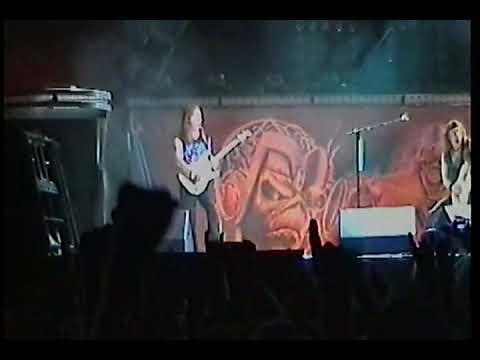 IRON MAIDEN    heineken jammin festival imola 2003