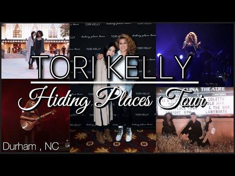 TORI KELLY | HIDING PLACES TOUR DURHAM, NC