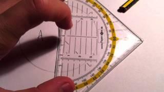 Kreisdiagramm zeichnen - Geometrie / Mathematik leicht gemacht