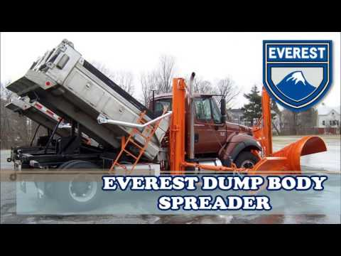 Everest Equipment Co. DBS Spreader Body