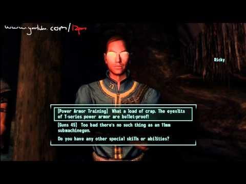 Fallout:  New Vegas - Ricky