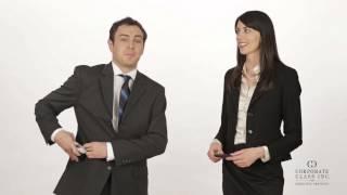 Business Card Etiquette: Executive Presence Training