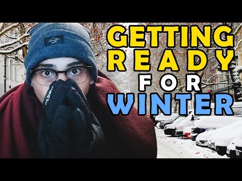 How To Survive The Winter In Berlin | GoOn Berlin