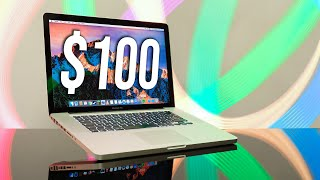 I Bought A $100 Core i7 Macbook Pro... Big Mistake?