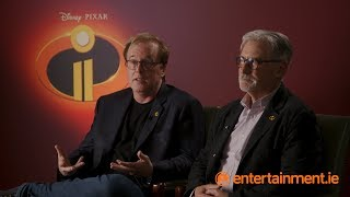 Why Brad Bird didn't cast voice actors for Incredibles 2 | Brad Bird & John Walker