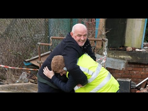 Coronation Street Gary Windass Vs. Pat Phelan (Feuds From 2014 - 2016)