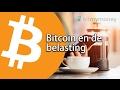 Belasting en Bitcoin (Livestream special)