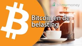 Bitcoins en de belasting