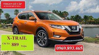 Nissan Xtrail 2.0 Xe Gia Đình Giá Hợp Lý|Xe Có Sẵn|Hoan Nissan[0969 893 465]