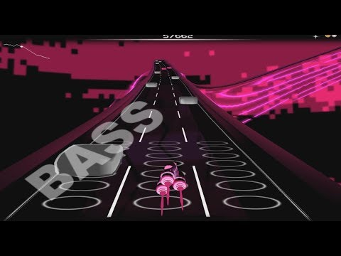 Audiosurf - Alessandra Roncone - Redemption (Extended Mix) Grotesque