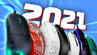 My Top 5 Gaming Mice of 2021! (So Far)