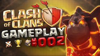 Clash of Clans #002 ★ Verteidigung ★ Lets Play Deutsch/German