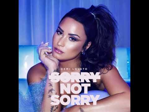Demi Lovato - Sorry Not Sorry [MP3 Free Download]