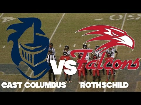 Rothschild Falcons VS East Columbus Knights