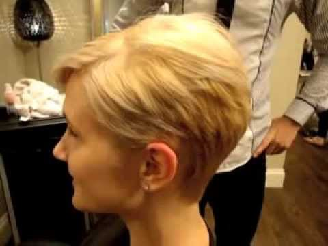 How To Get Jennifer Lawrence Pixie Cut Youtube