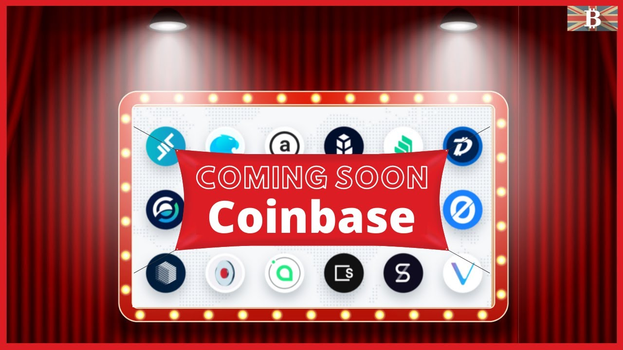 18 New Crypto Assets Coinbase Might Support in 2020