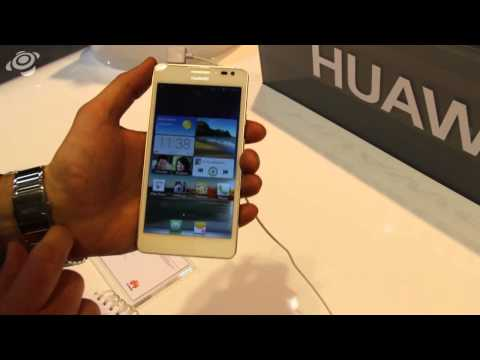Huawei Ascend D2 im Hands-On