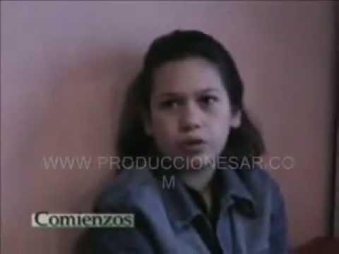 Canelita  Entrevista Video presentación y Fotografías, Algeciras. Año