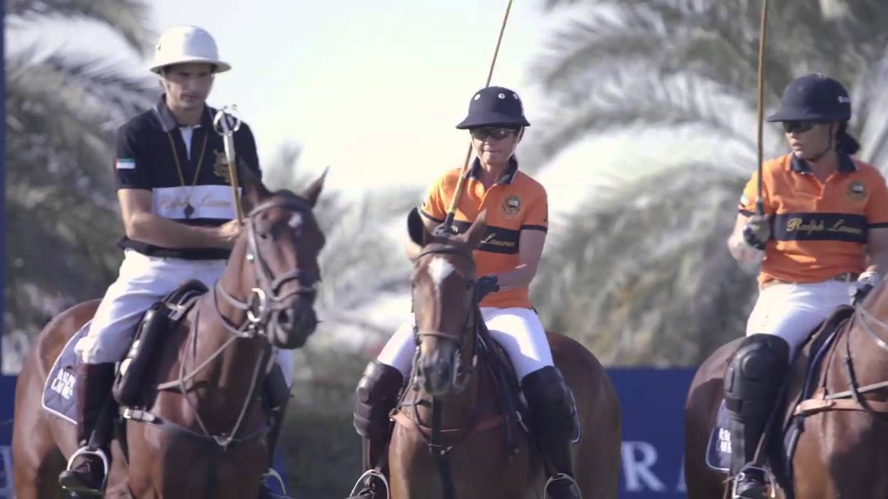 First ever UAE Ladies Polo Tournament under the patronage of HH Sheikha Maitha