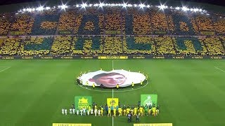 Watch FC Nantes' moving tribute to Emiliano Sala