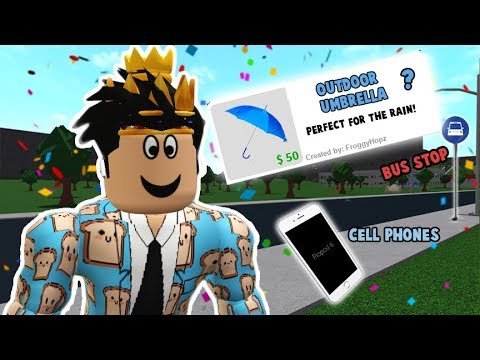 Bloxburg Will The Christmas Update Come Out Today 2020? NEW REALISTIC BLOXBURG UPDATES I'D LOVE TO SEE IN 2020! Umbrellas