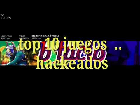 Top 10 Juegos Hackeados Por Android 1 Youtube