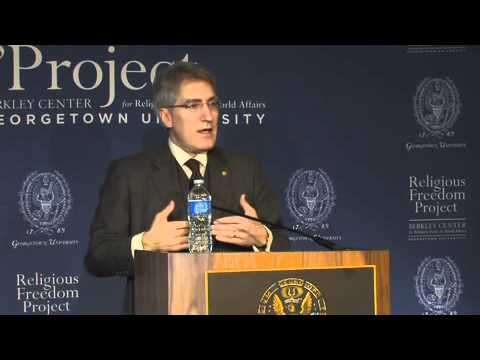 Religious Freedom: Why Now? Defending an Embattled Human Right (Keynote Address by Robert P. George)