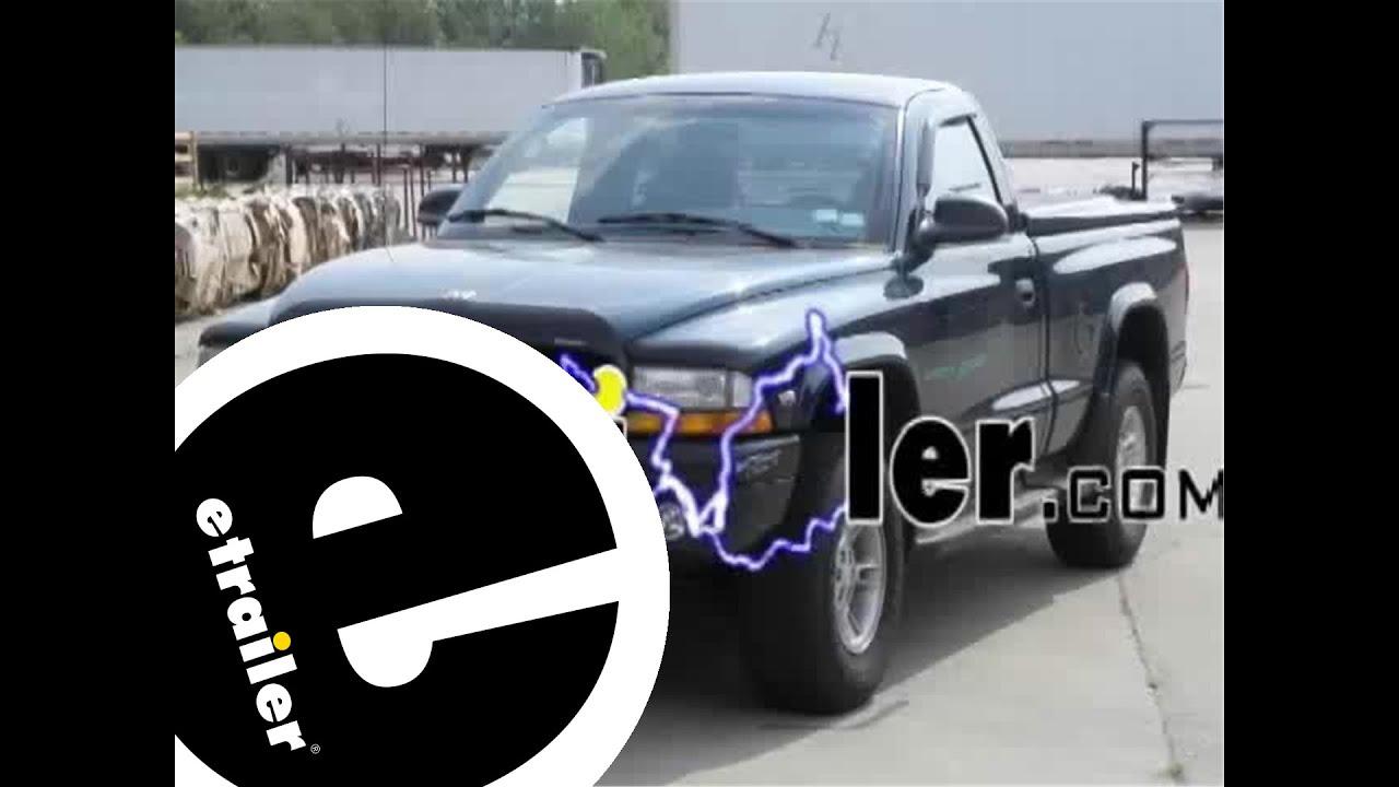 small resolution of trailer wiring harness installation 1998 dodge dakota etrailer com