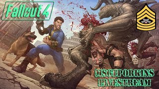 WILL HYPE KILL FALLOUT 76? ☠️ FALLOUT 4 PC MODDED ☠️ INTERACTIVE STREAM