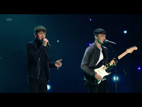 Sean & Conor Price Are The PERFECT Singing Duo  Live s Week 1  The X Factor UK 2017