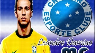 Leandro Damião • Skills and Goals • Welcome to Cruzeiro • HD