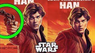 DISNEY REMOVES GUNS FROM Star Wars Movie Ads - Star Wars News Explained