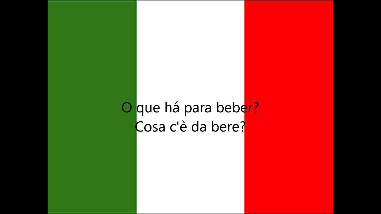 Frases Em Italiano 150 Frases Em Italiano Para Iniciantes Youtube